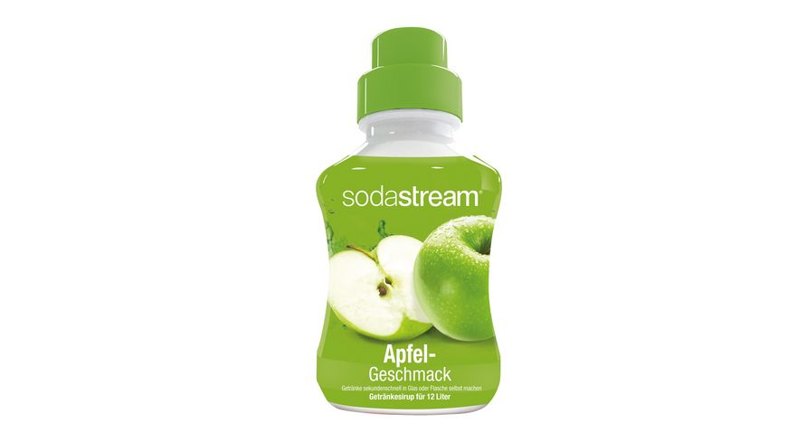 sodastream Sirup Apfel 500 ml
