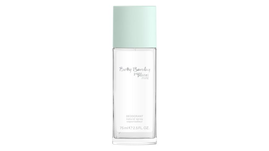 Betty Barclay pure pastel mint Deodorant Natural Spray