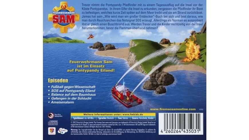 Eine Insel Voller Abenteuer Das Hoerspiel