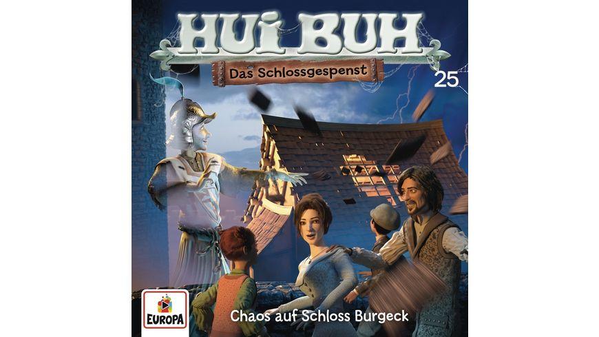 025 Chaos auf Schloss Burgeck