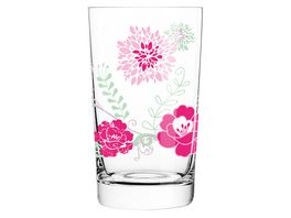 RITZENHOFF Softdrinkglas Everyday Darling von Carolin Koerner 300ml