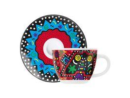 RITZENHOFF Espressotasse My little Darling mit Untertasse von Allison Gregory 80ml