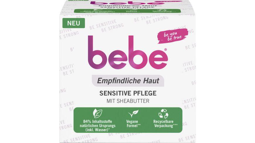 bebe Sensitive Pflege