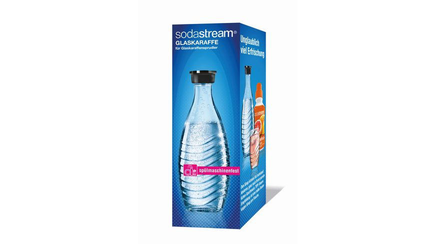 sodastream Glaskaraffe
