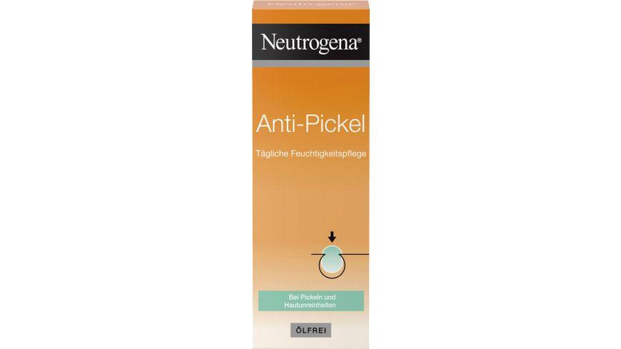 Neutrogena visibly clear Taegliche Feuchtigkeitspflege oelfrei