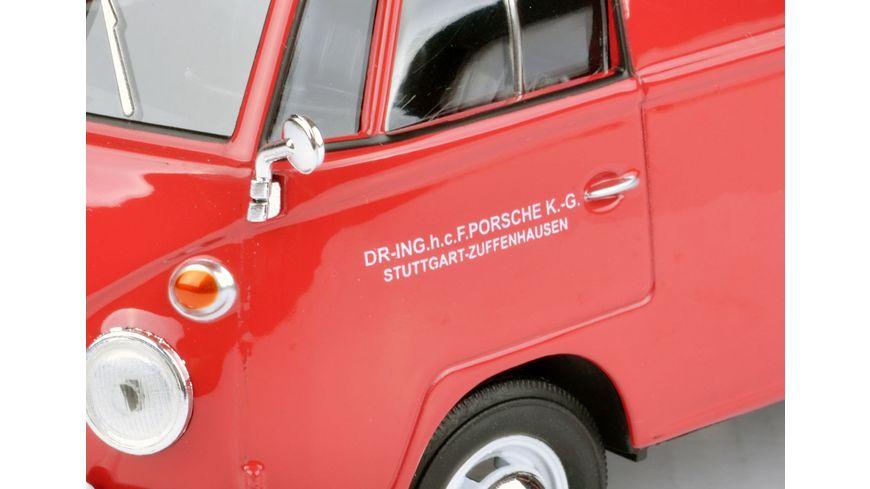 Motor Max VW Typ 2 T1 Lieferwagen 1 24 Porsche Renndienst