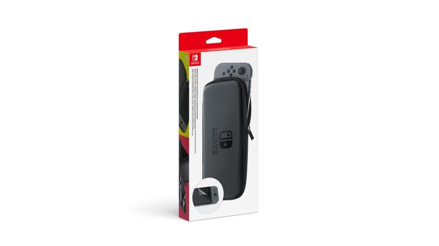 Nintendo Switch Tasche und Schutzfolie