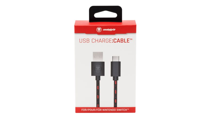USB Ladekabel fuer Nintendo Switch