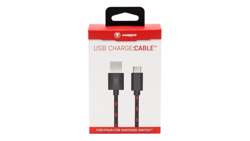 USB Ladekabel für Nintendo Switch