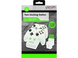 XBox One Twin Docking Station weiss