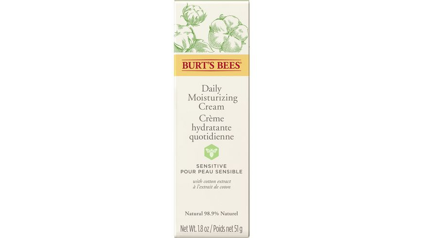 BURT S BEES Sensitiv Day Cream