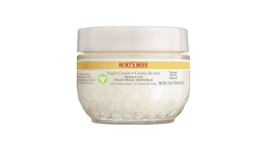 BURT S BEES Sensitiv Night Cream