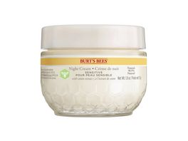 BURT S BEES Sensitiv Night Cream