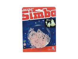 Simba Glow in the Dark Buchstaben Set
