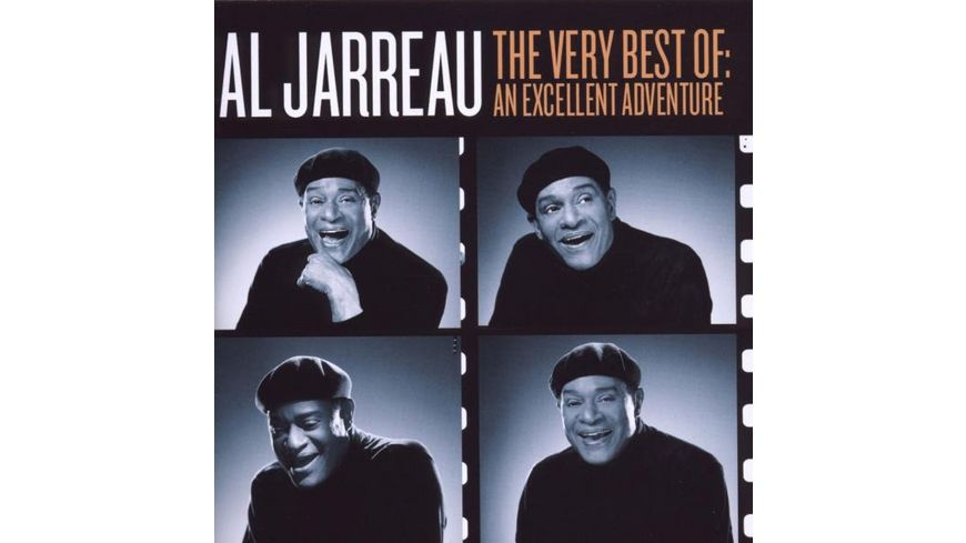 The Very Best Of Al Jarreau An Excellent Adventure