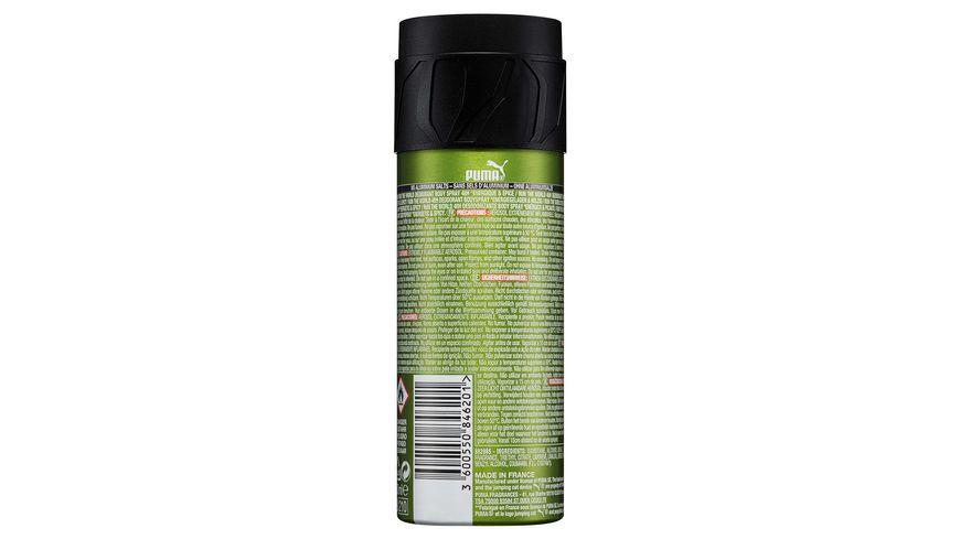 PUMA Run the World 48H Deodorant Body Spray