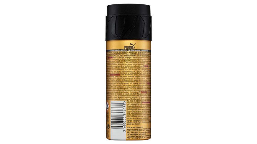 PUMA Live Big 48H Deodorant Body Spray