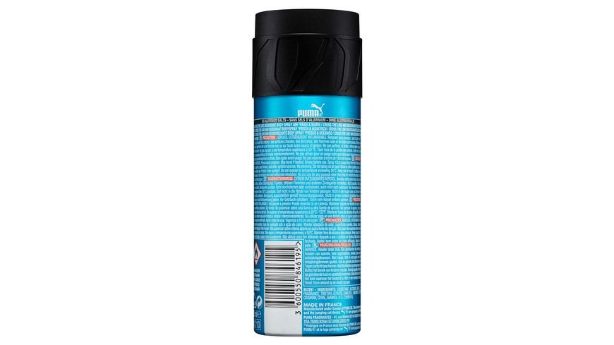 PUMA Cross the Line 48H Deodorant Body Spray