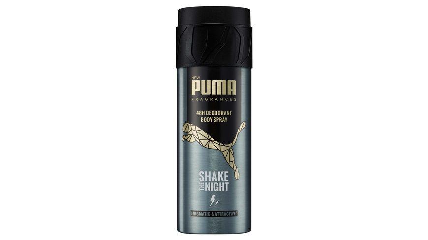 PUMA Shake the Night 48H Deodorant Body Spray