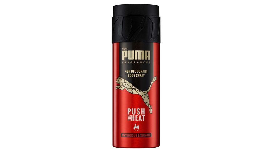 PUMA Push the Heat 48H Deodorant Body Spray