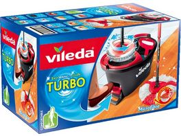 vileda Turbo Easy Wring Clean Komplettset