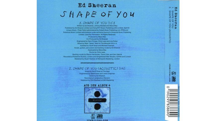 Shape Of You 2 Track