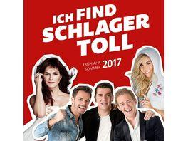 Ich Find Schlager Toll Fruehjahr Sommer 2017