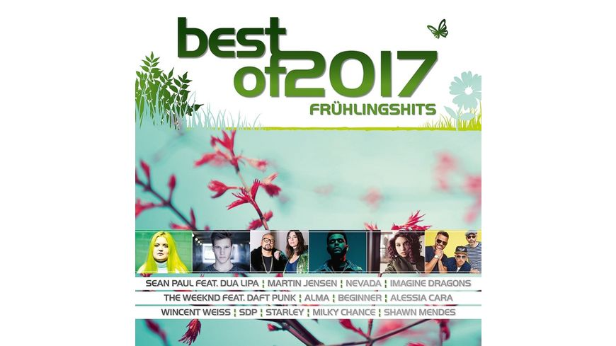 Best Of 2017 Fruehlingshits