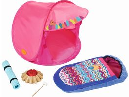 Zapf Creation Baby born Play und Fun Camping Set
