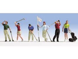 NOCH 15885 H0 FIGUREN Golfspieler
