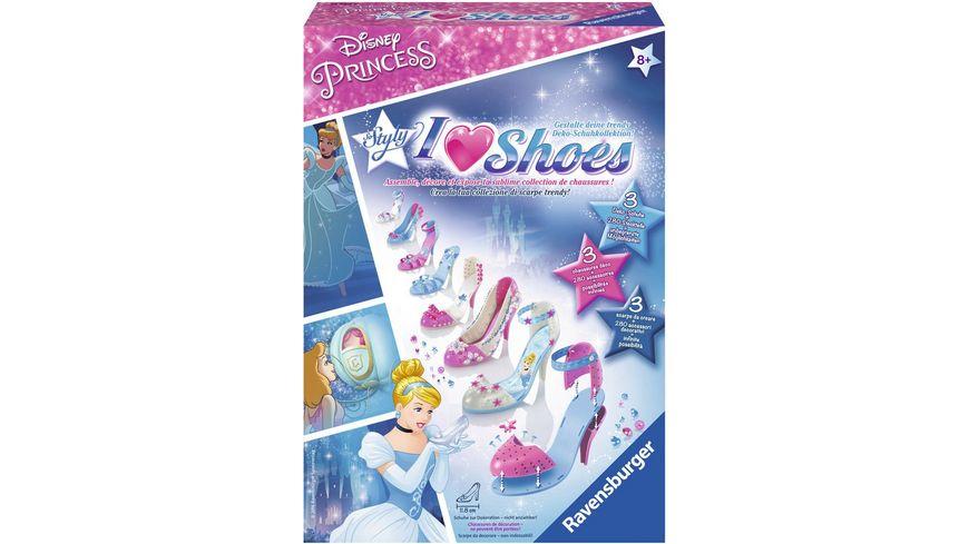 Ravensburger Beschaeftigung Malen und Basteln I Love Shoeas Cinderella