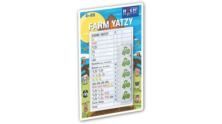 Huch Farm Yatzy