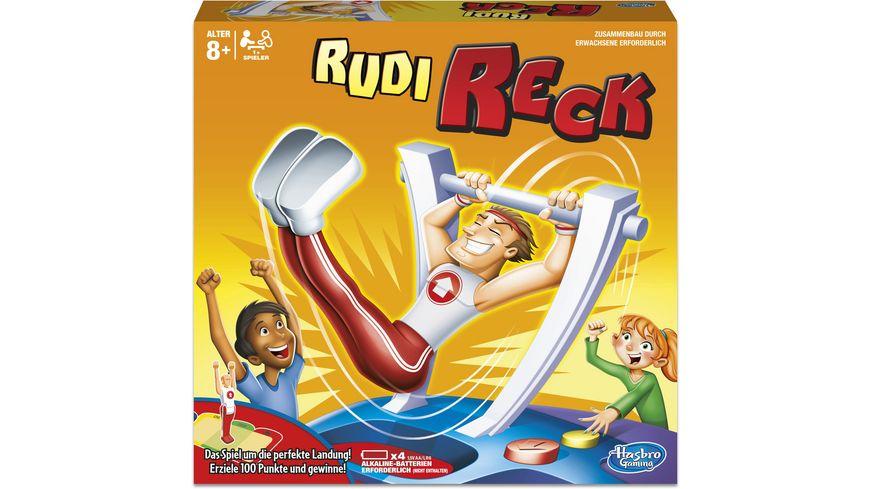 Hasbro Gaming Rudi Reck