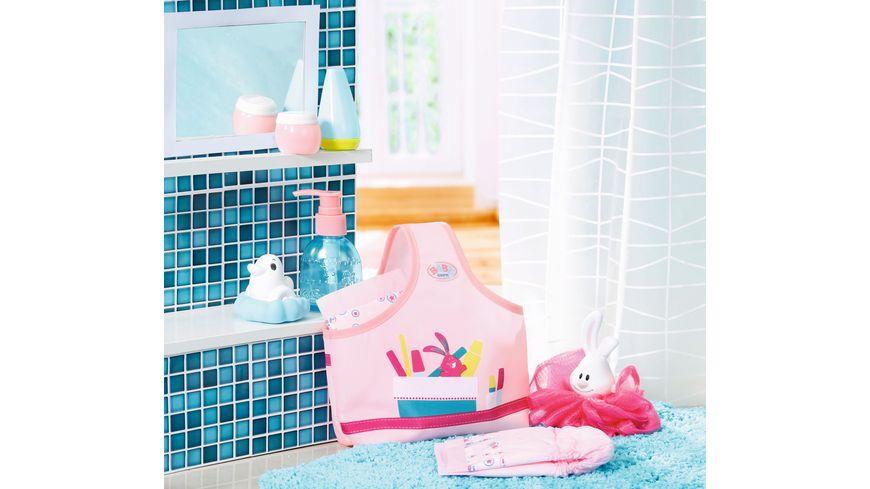 Zapf Creation Baby born Badeset Wash und Go