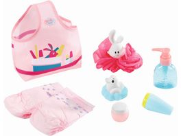 Zapf Creation Baby born Badeset Wash und Go