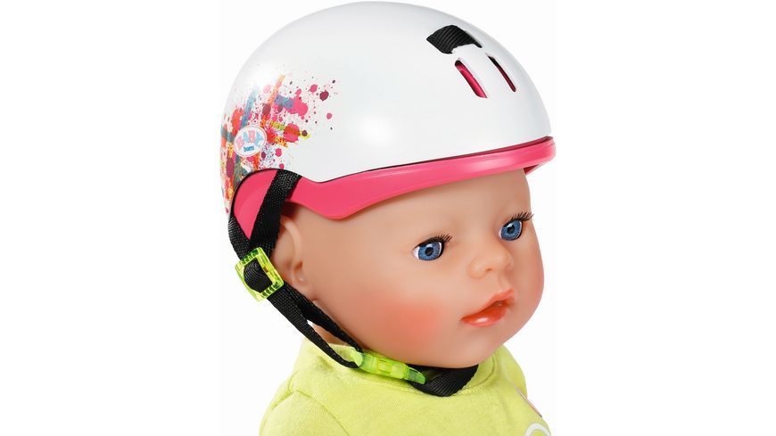 Zapf Creation Baby born Play und Fun Fahrradhelm