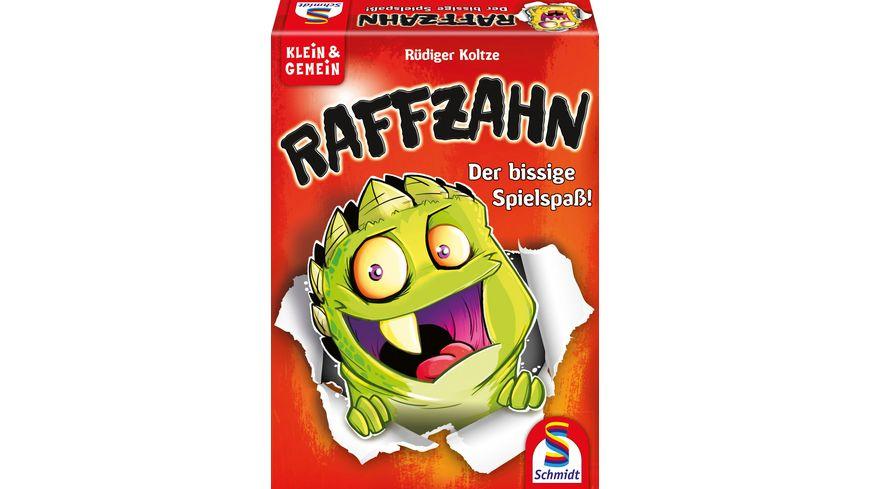 Schmidt Spiele Familienspiele Raffzahn