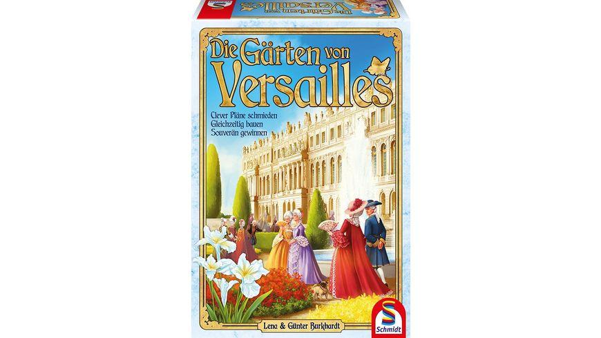 Schmidt Spiele Die Gaerten von Versailles