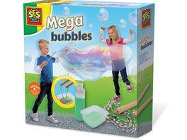 SES Creative Mega Bubbles Riesenseifenblasen Set