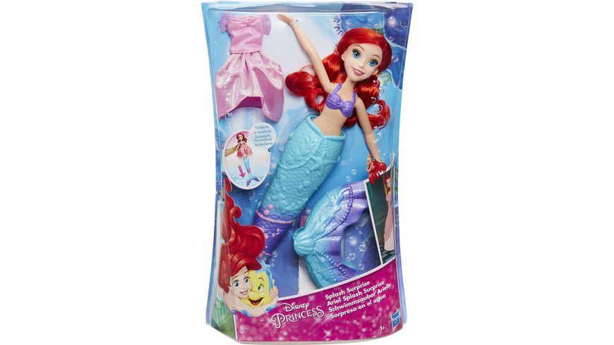 Hasbro Disney Prinzessin Schwimmzauber Arielle
