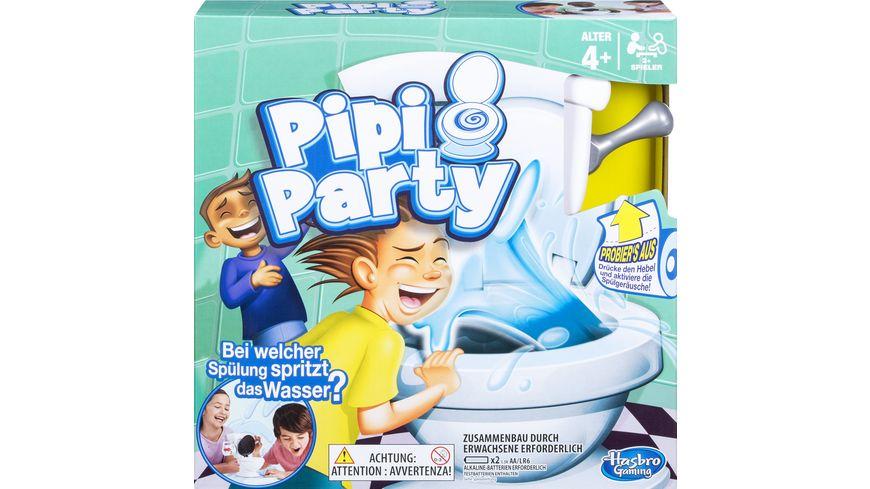 Hasbro Gaming Pipi Party
