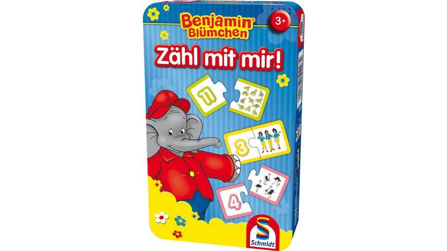 Schmidt Spiele Benjamin Bluemchen Zaehl mit mir
