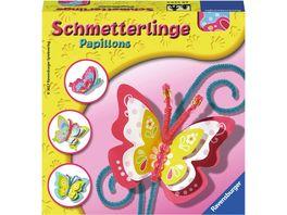 Ravensburger Beschaeftigung Malen und Basteln Schmetterlinge