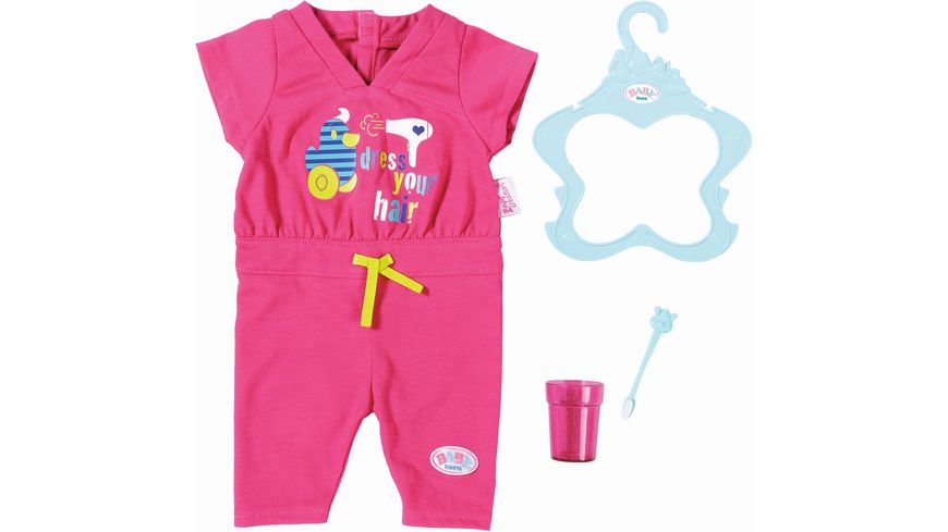 Zapf Creation Baby born Badeset Jumpsuit