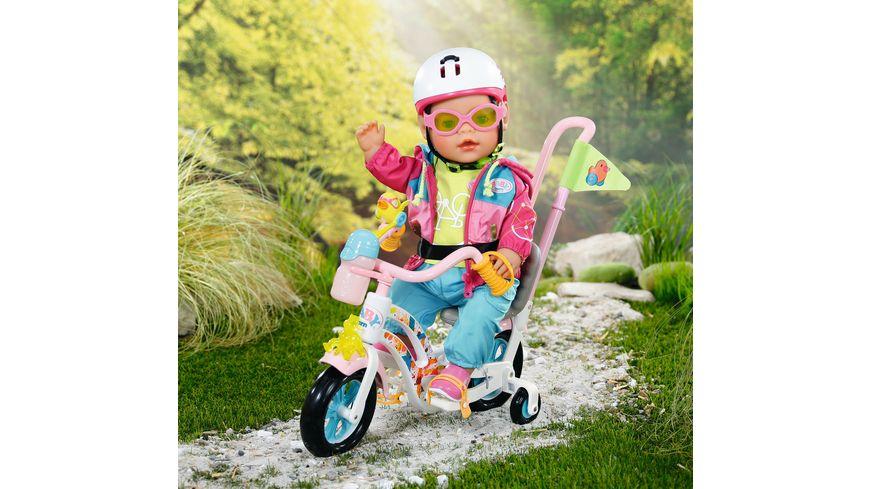 Zapf Creation Baby born Play und Fun Fahrrad