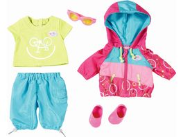 Zapf Creation Baby born Play und Fun Fahrrad Outfit