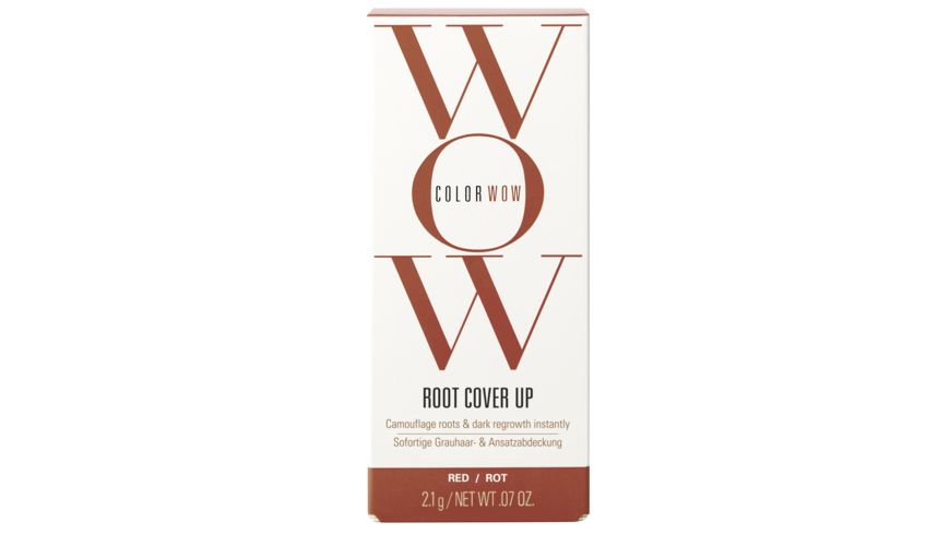 COLOR WOW Puder fuer rotes Haar