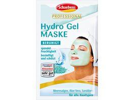 Schaebens Maske Professional Hydro Gel
