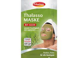 Schaebens Thalasso Maske