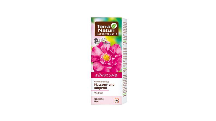 Terra Naturi Koerperoel Wildrose